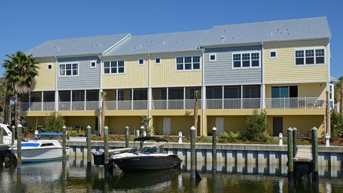 house for sale in The Cove at Loggerhead Marina by Taylor Morrison