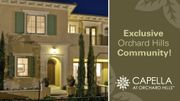 homes in Capella by Taylor Morrison