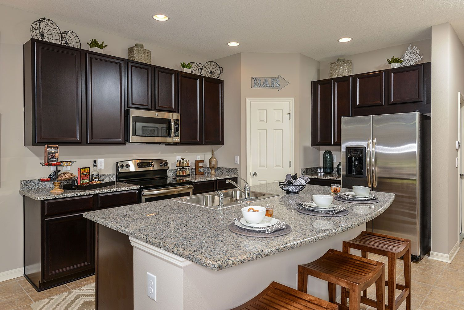Oak Creek Townhomes new homes in Riverview FL by Taylor