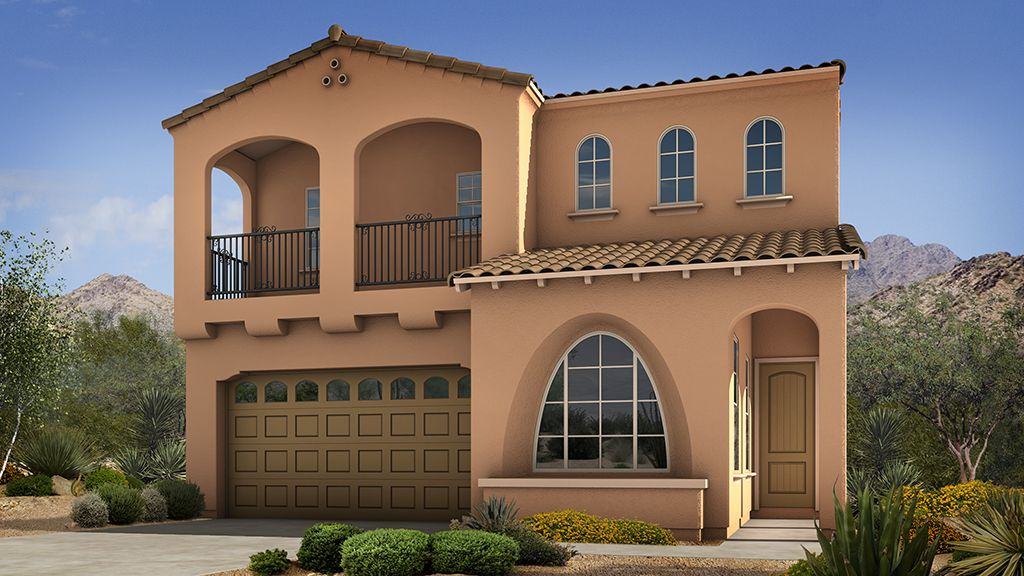Single Family for Sale at Sanctuary At Desert Ridge Discovery Collection - Calico No Sales Office Phoenix, Arizona 85054 United States