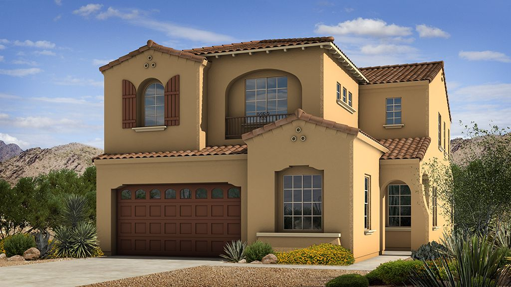 Single Family for Sale at Sanctuary At Desert Ridge Discovery Collection - Marigold No Sales Office Phoenix, Arizona 85054 United States