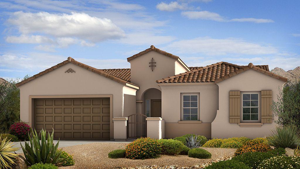 Single Family for Sale at Sanctuary At Desert Ridge Passage Collection - Bradshaw No Sales Office Phoenix, Arizona 85054 United States