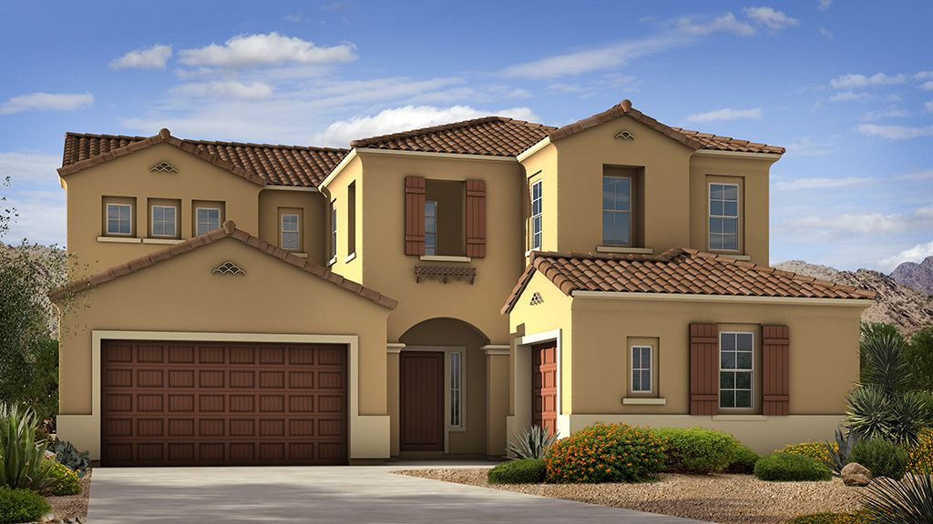 Single Family for Sale at Sanctuary At Desert Ridge Passage Collection - Powell No Sales Office Phoenix, Arizona 85054 United States