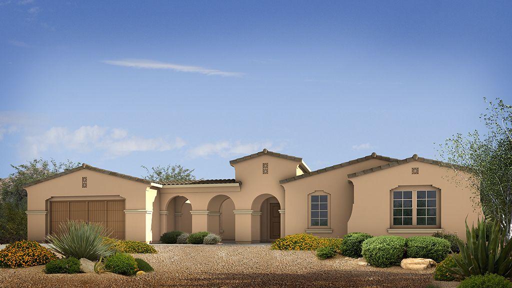 Single Family for Sale at Sanctuary At Desert Ridge Capstone Collection - Sierra No Sales Office Phoenix, Arizona 85054 United States