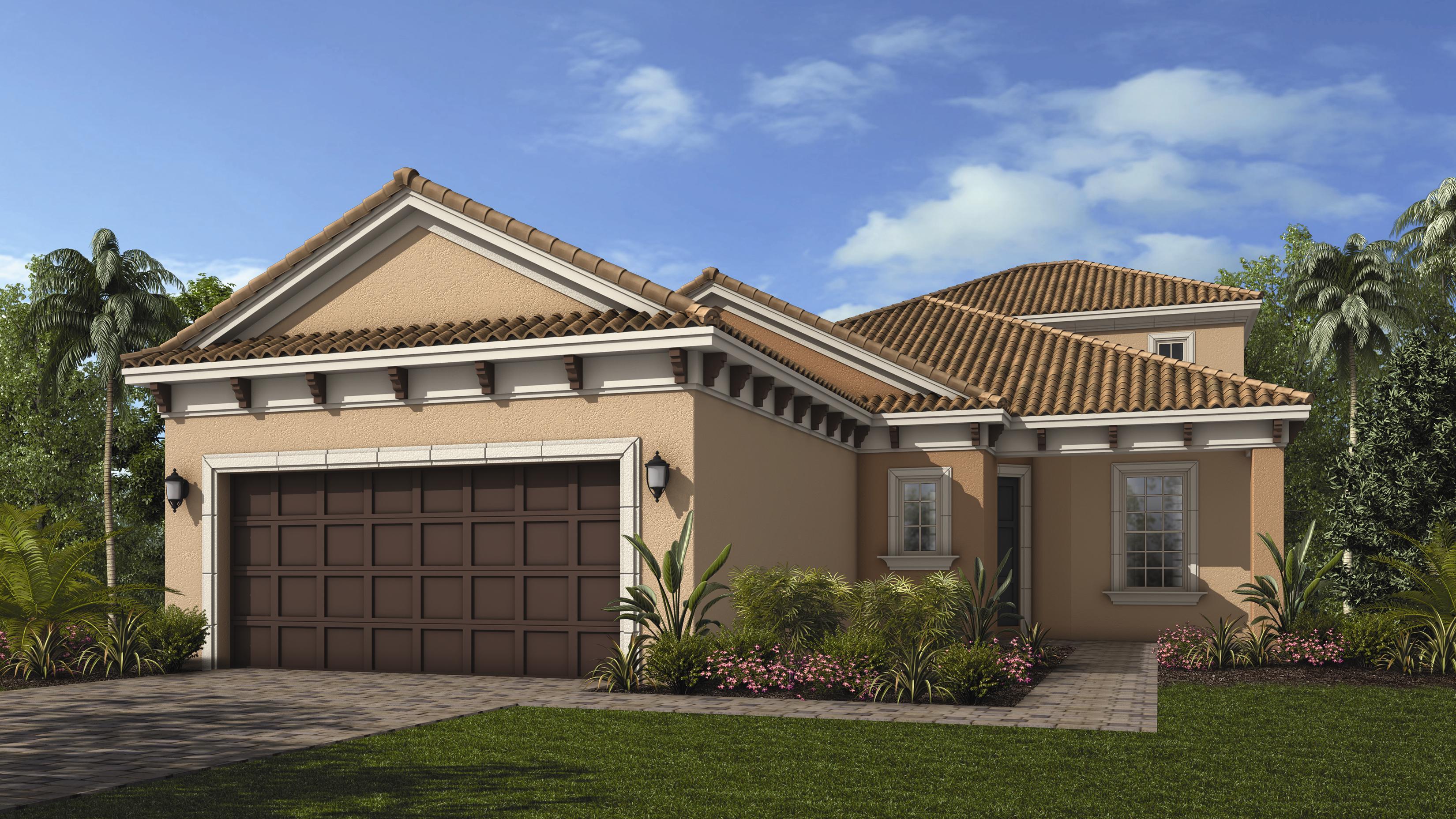 Single Family for Sale at Esplanade At Hacienda Lakes - Trevi 8603 Magglore Court Naples, Florida 34114 United States