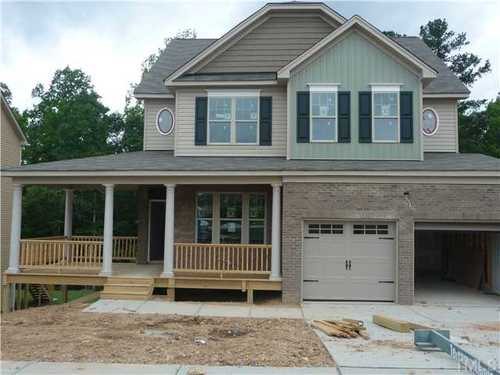 Cheswick by Terramor Homes in Raleigh-Durham-Chapel Hill North Carolina