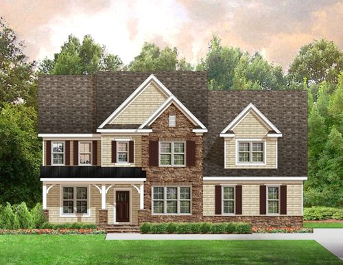 Emerald Woods by Terramor Homes in Raleigh-Durham-Chapel Hill North Carolina