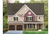 Crosby - Cheswick: Knightdale, NC - Terramor Homes