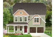Birch - Cheswick: Knightdale, NC - Terramor Homes