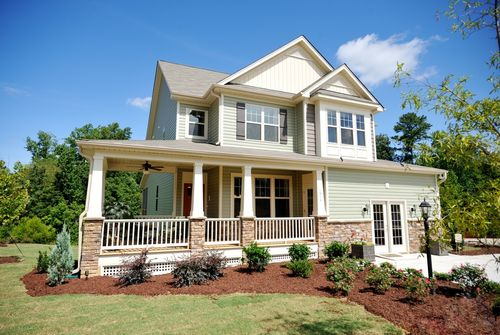 The Village at Cleveland Springs by Terramor Homes in Raleigh-Durham-Chapel Hill North Carolina