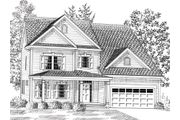 The Madison Manor Home - Sajo Farm: Virginia Beach, VA - Terry Peterson Residential