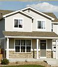 homes in Coyote Ridge At Strasburg by The Pauls Corporation