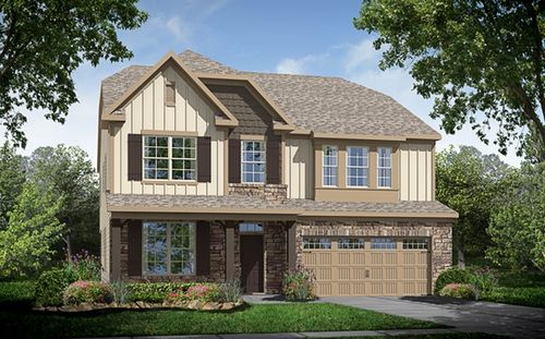 The Palisades by Standard Pacific Homes in Charlotte North Carolina
