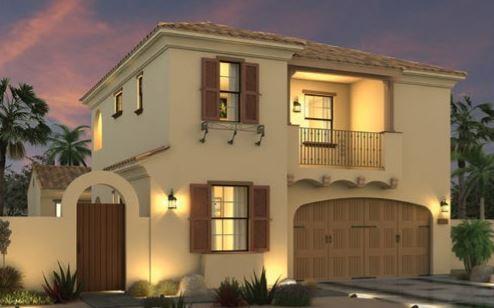 Vallera Palm Springs by The Rilington Group in Riverside-San Bernardino California