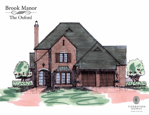 Brook Manor by Thornton Construction in Birmingham Alabama