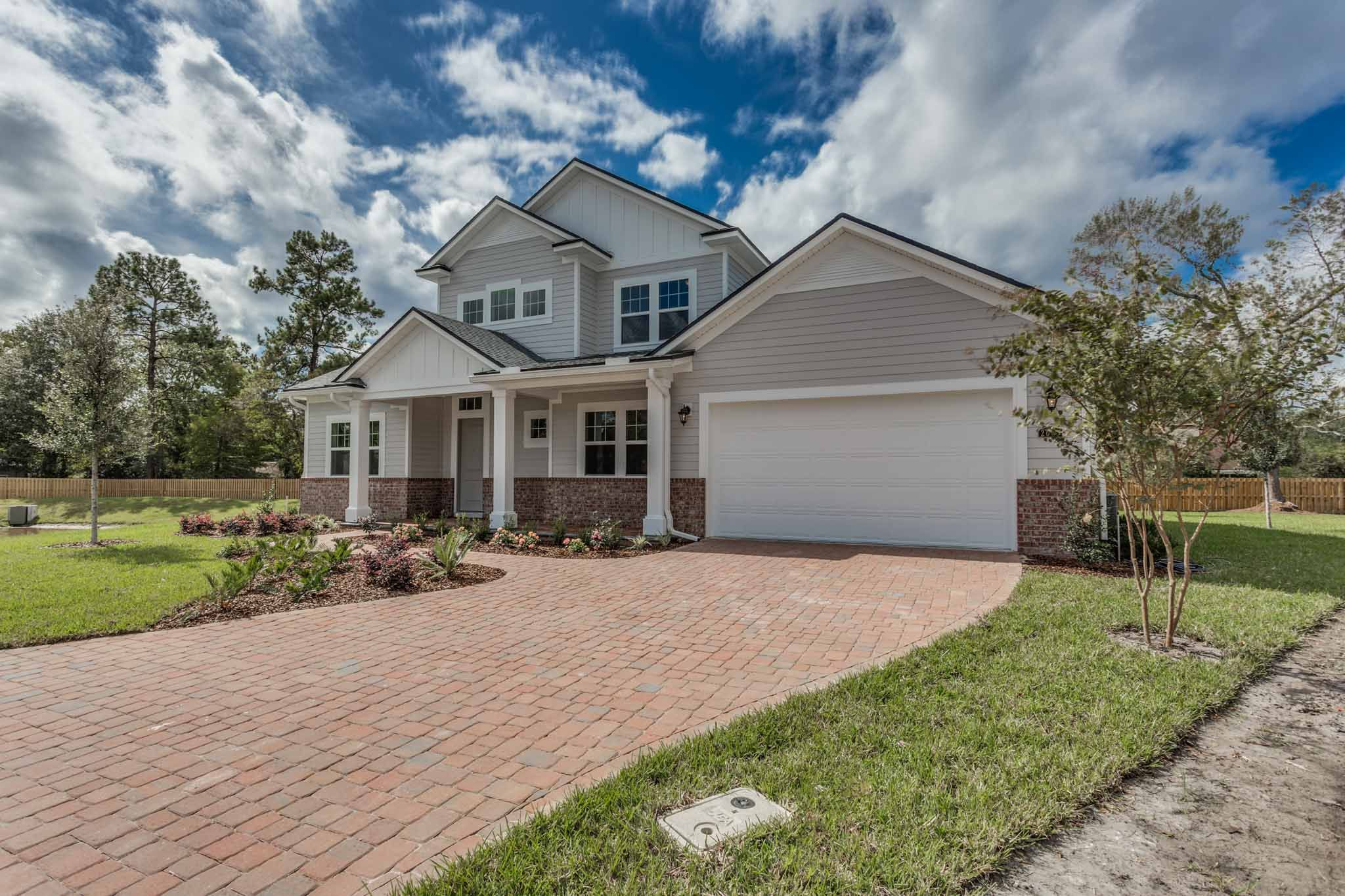 Sissy 39 s place new homes in jacksonville fl by tidewater for Tidewater homes llc