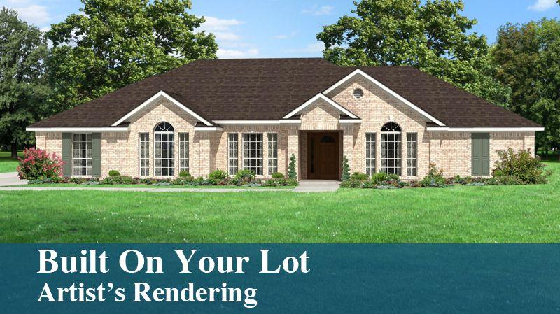 Unifamiliar por un Venta en Tilson Homes, Built On Your Lot In Weatherford - Shiloh 951 I-20 West (Exit # 406) Weatherford, Texas 76087 United States