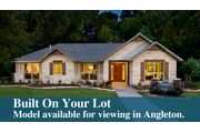 Nottingham - Tilson Homes, Built On Your Lot in San Marcos: San Marcos, TX - Tilson Homes
