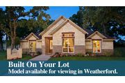 Parker - Tilson Homes, Built On Your Lot in Weatherford: Weatherford, TX - Tilson Homes