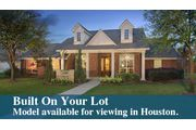 Shiloh - Tilson Homes, Built On Your Lot in Houston: Houston, TX - Tilson Homes