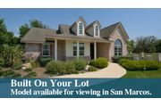 Hidalgo - Tilson Homes, Built On Your Lot in San Marcos: San Marcos, TX - Tilson Homes
