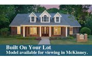 Tilson Homes, Built On Your Lot in McKinney by Tilson Homes