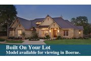 Tilson Homes, Built On Your Lot in Boerne by Tilson Homes