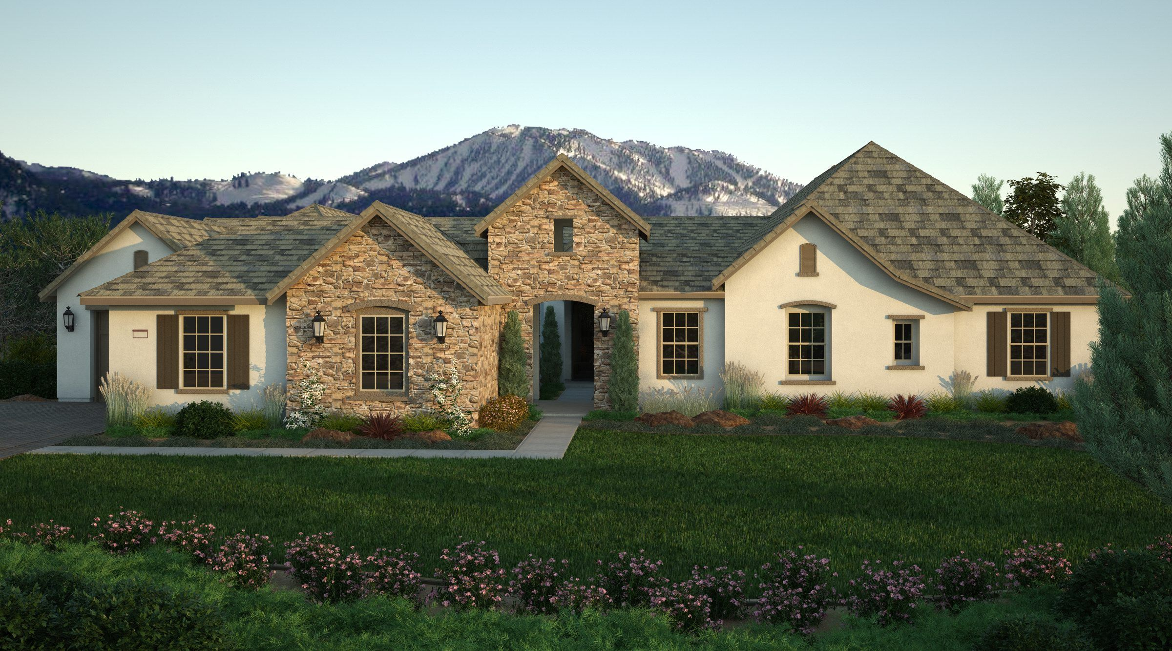 Le Champagne - Monte Vista: Reno, NV - Tim Lewis Communities