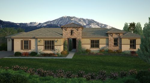Monte Vista by Tim Lewis Communities in Reno Nevada