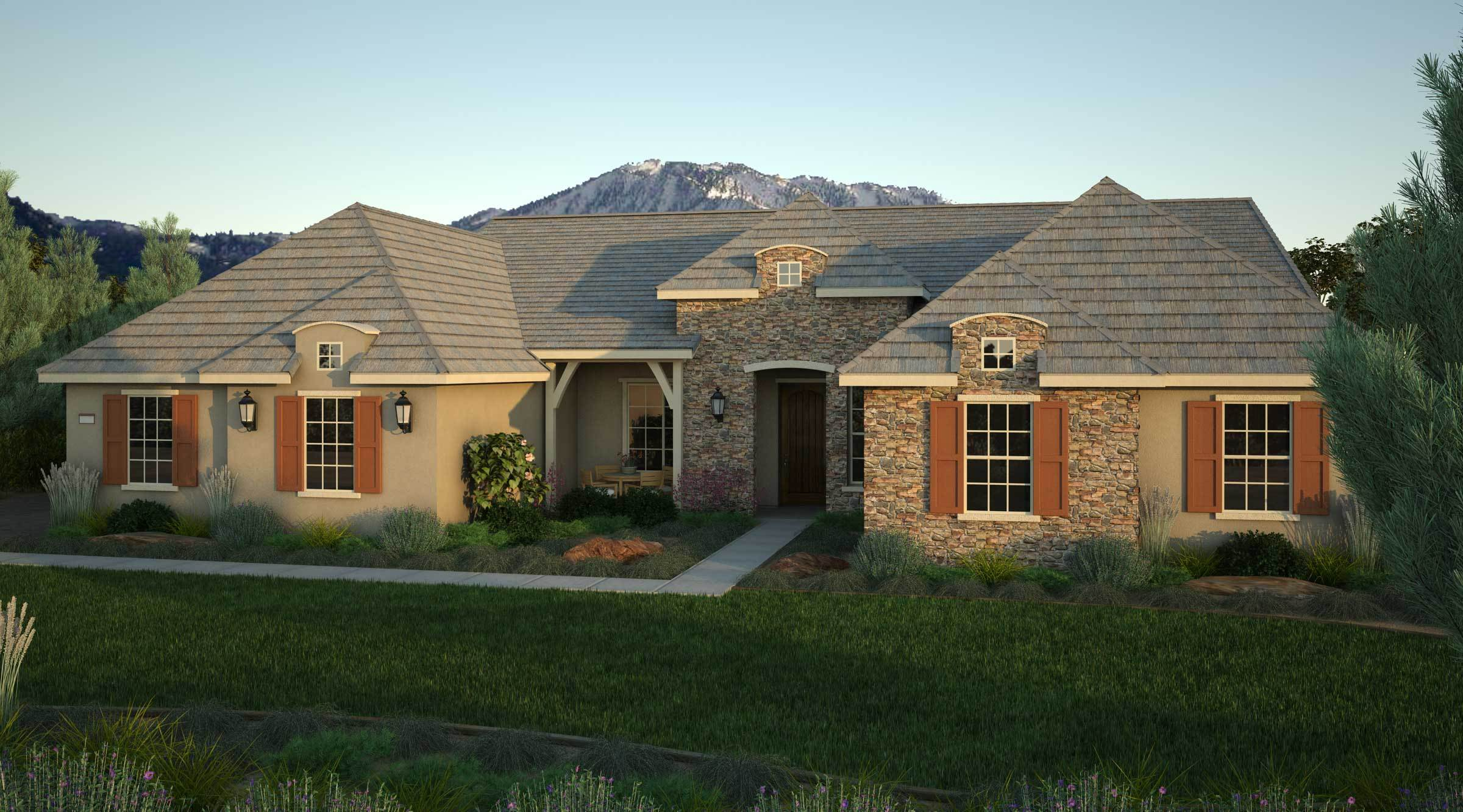 Le Chardonnay - Monte Vista: Reno, NV - Tim Lewis Communities
