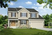 Silverwood - The Glen at Blackstone Creek: Germantown, WI - Tim O'Brien Homes