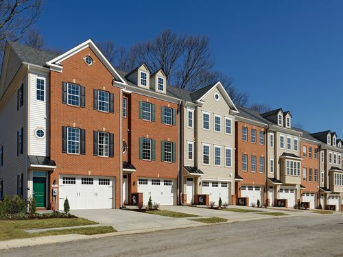 Creekstone Village by Timberlake Homes in Baltimore Maryland