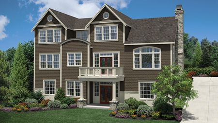 Brothers Shingle - Belvedere at Bellevue: Bellevue, WA - Camwest - A Toll Brothers Co