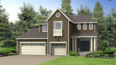 Newcastle Vista by Toll Brothers in Tacoma Washington