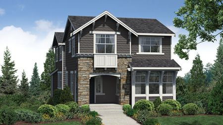 Briarcliff at Magnolia by Camwest - A Toll Brothers Co in Seattle-Bellevue Washington