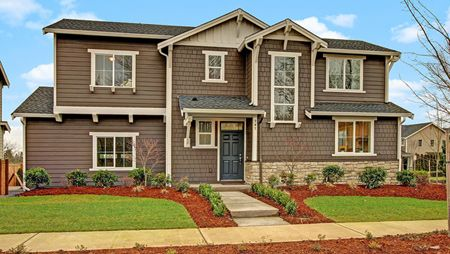 Eastwood by Camwest - A Toll Brothers Co in Bremerton Washington