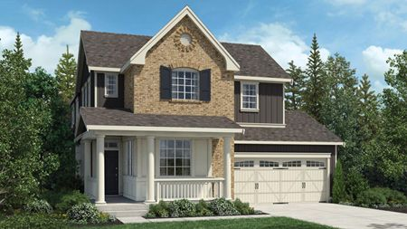 Claremont by Toll Brothers in Seattle-Bellevue Washington