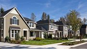 homes in The Enclave at Newport Hills by Toll Brothers
