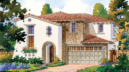 Gale Ranch - Avanti by Toll Brothers in San Jose California