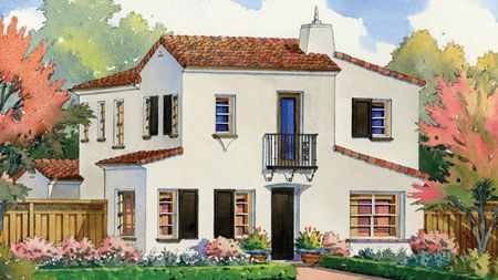 Gale Ranch - Fiorella by Toll Brothers in Oakland-Alameda California