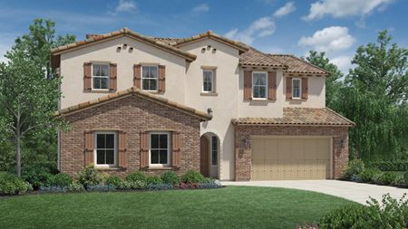 house for sale in Pinnacle at Serrano by Toll Brothers