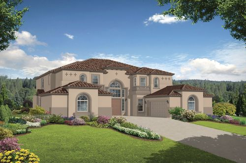 house for sale in Norris Canyon Estates by Toll Brothers
