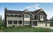 Jeffers Traditional - Belvedere at Bellevue: Bellevue, WA - Camwest - A Toll Brothers Co