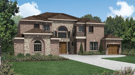 Montpellier - Whittier Heights: Colleyville, TX - Toll Brothers
