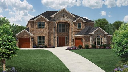 Montpellier - Flower Mound Oaks: Flower Mound, TX - Toll Brothers