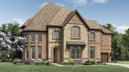 Vitoria - Whittier Heights: Colleyville, TX - Toll Brothers