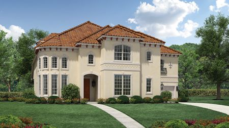 Towne Lake - Vista Shores by Toll Brothers in Houston Texas