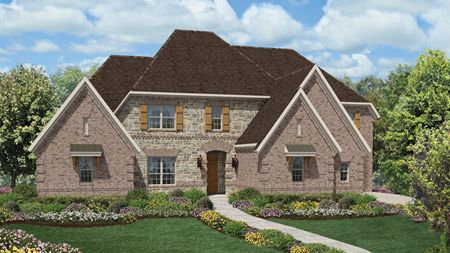 Shady Oaks by Toll Brothers in Fort Worth Texas