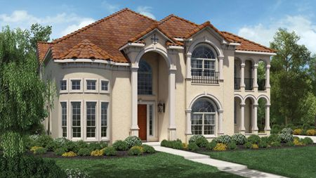 Richwoods - Country by Toll Brothers in Dallas Texas