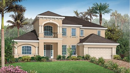 Woodlake - Coastal Oaks at Nocatee - Estate and Signature Collections: Ponte Vedra, FL - Toll Brothers